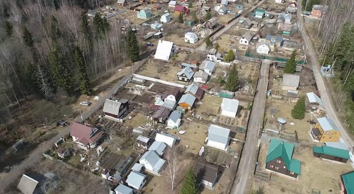 За дачниками во Владимирской области следят с беспилотников