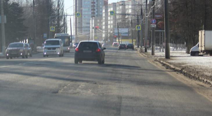 Во Владимире стартовал ремонт Суздальского проспекта