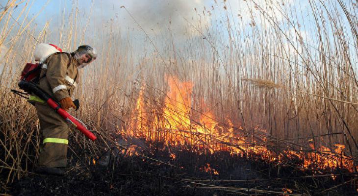 Во Владимире детская шалость едва не закончилась большим пожаром