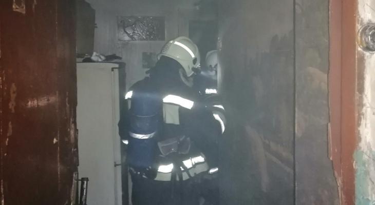 Ночью в Гороховце из многоэтажки эвакуировали 23 человека