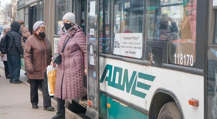 Сипягин подключился к решению проблемы с общественным транспортом во Владимире
