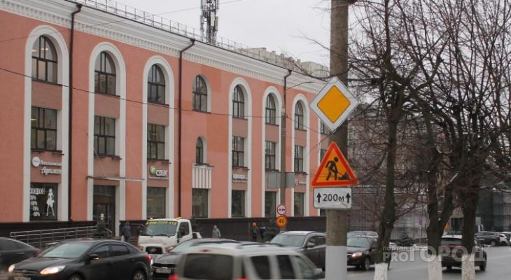 Стартовал ремонт дороги и тротуаров на Октябрьском проспекте
