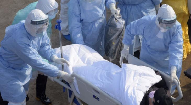 В России ожидается третья волна коронавируса