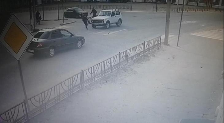 Во Владимирской области легковушка сбила 8-летнего ребёнка