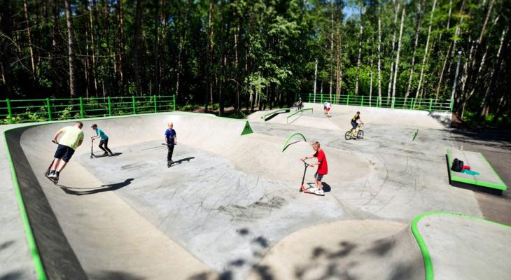 Скейт-парк в Вязниках оказался в числе лучших практик благоустройства