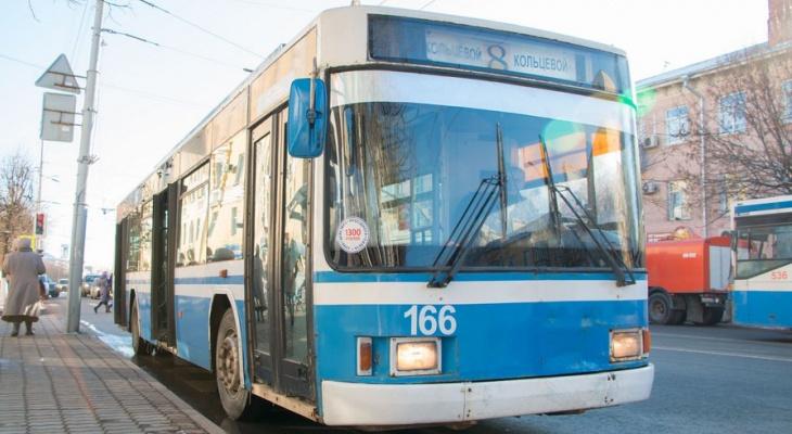 Во Владимире появятся 4 выделенные полосы для общественного транспорта