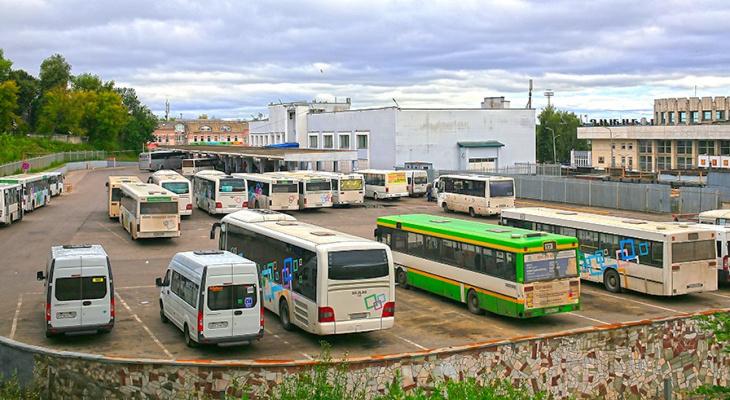 Обновилось расписание для автобусов из Нижнего Новгорода во Владимир