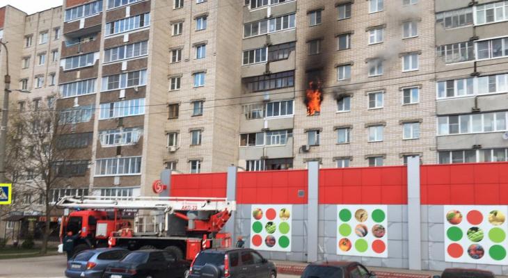 Утром в Коврове эвакуировали жильцов многоэтажки