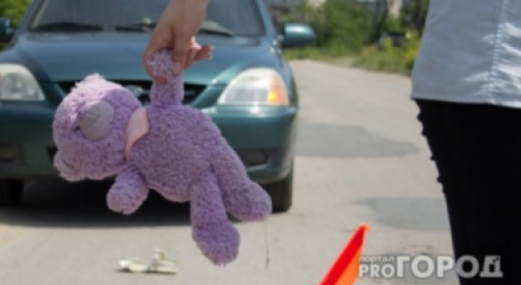 В Киржаче водитель иномарки сбил 8-летнюю девочку