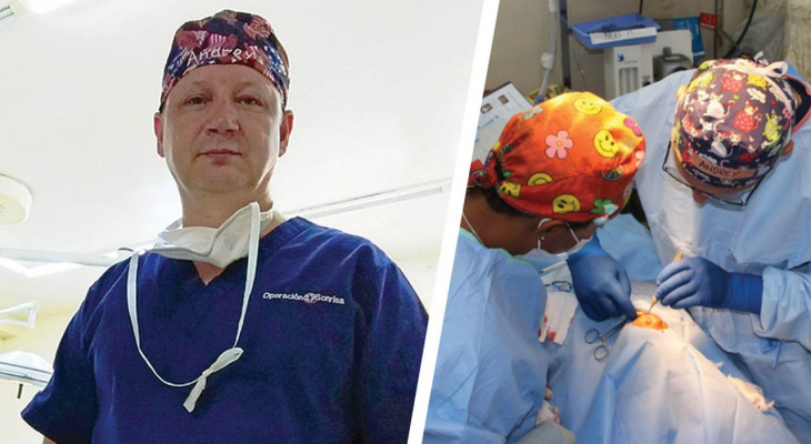 Доктор Останин: «В Никарагуа однажды сделал 11 операций за день»