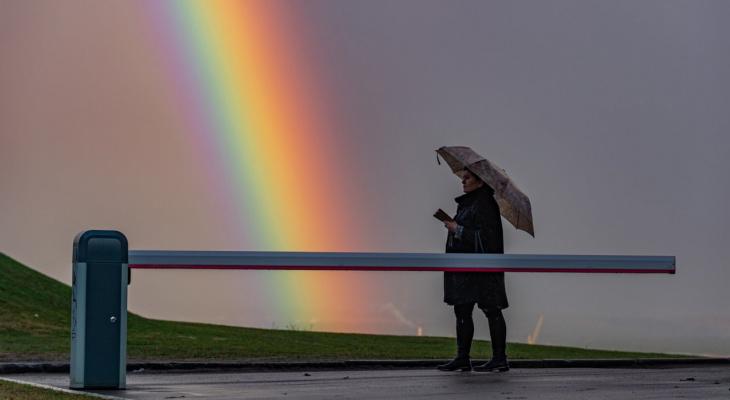 Во Владимире дождь будет идти несколько дней