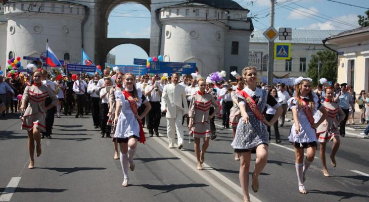 Стал известен формат последних звонков и выпускных во Владимирской области