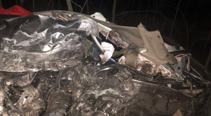 Жуткая авария на муромской дороге унесла несколько жизней