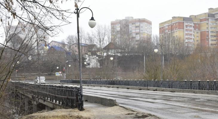 Во Владимире на мосту на улице Мира введут реверсивное движение