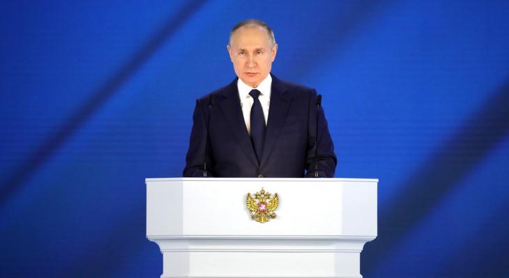 Владимир Путин поручил реализовать социальные инициативы, с которыми в его адрес выходила «Единая Россия»