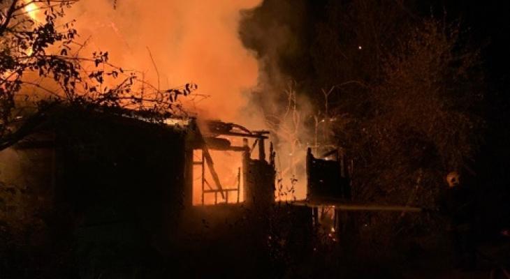 Во Владимирской области за сутки на пожарах погибли 2 пенсионера