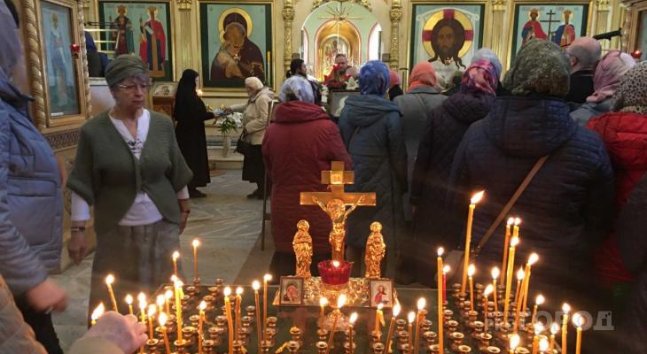 Православные владимирцы сегодня отмечают Радоницу