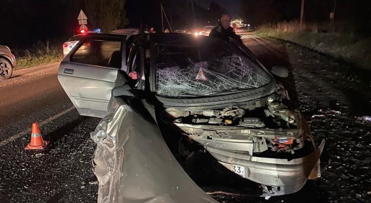 Страшная авария во Владимирской области: пострадали три взрослых и трёхлетняя девочка