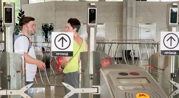 Владимирцы смогут оплачивать проезд на московском метро своим лицом