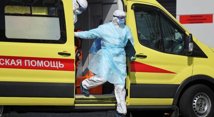 COVID во Владимирской области: ещё 52 жителя заразились за сутки