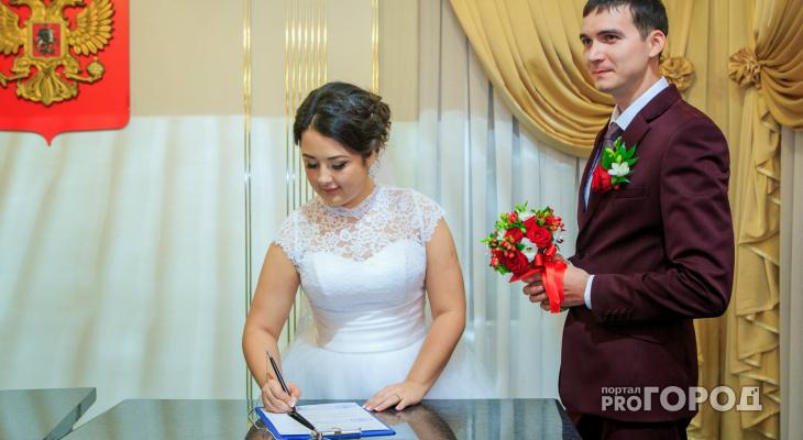 Во Владимирской области стали реже жениться и чаще разводиться