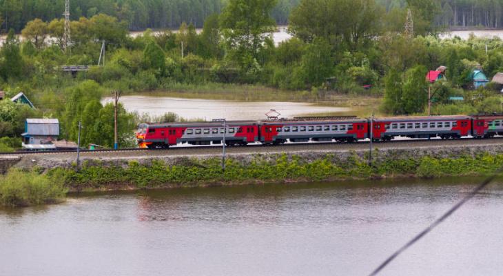 Изменится график движения пригородных поездов на Горьковском направлении