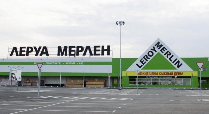 """Стало известно, как во Владимире расположится ТЦ """"Леруа Мерлен"""""""