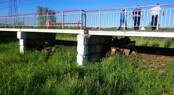 Ехали на кладбище во Владимирскую область и погибли в ДТП с поездом