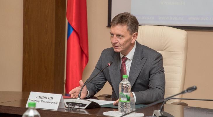 В Белом доме высказались об отставке губернатора Сипягина