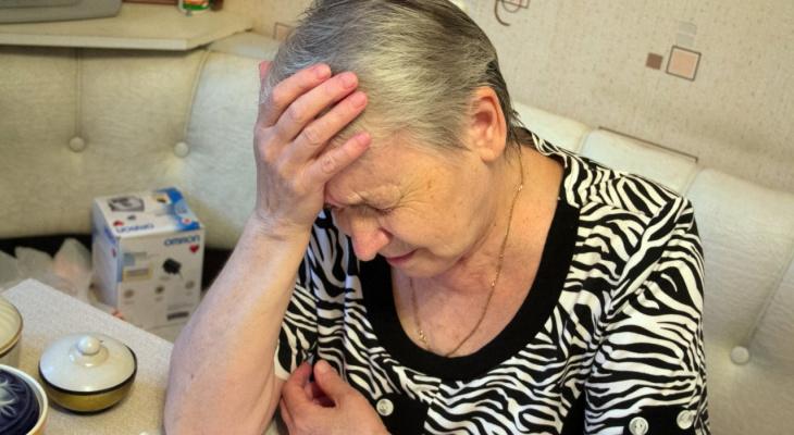Во Владимире внук обокрал свою бабушку на 100 тысяч рублей