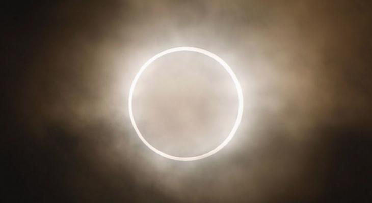 Владимирцы уже сегодня смогут увидеть редкое солнечное затмение