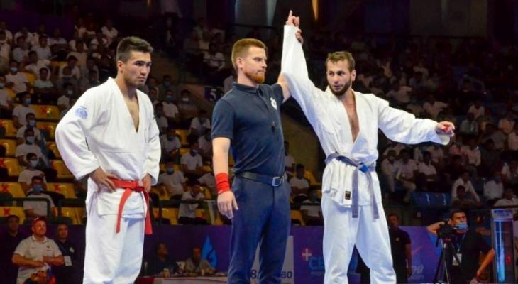 Мовсар Баймасханов из Владимирской области - Чемпион мира по рукопашному бою!