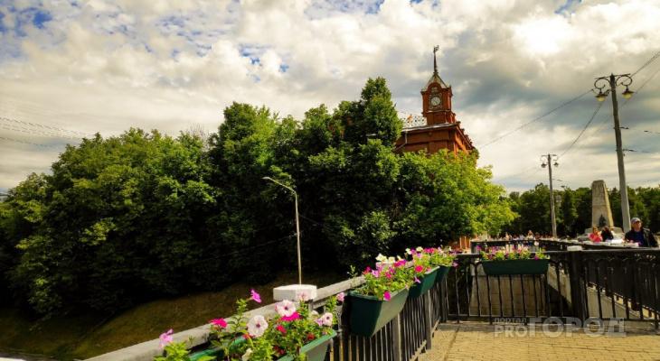 Во Владимир скоро придет 30-градусная жара