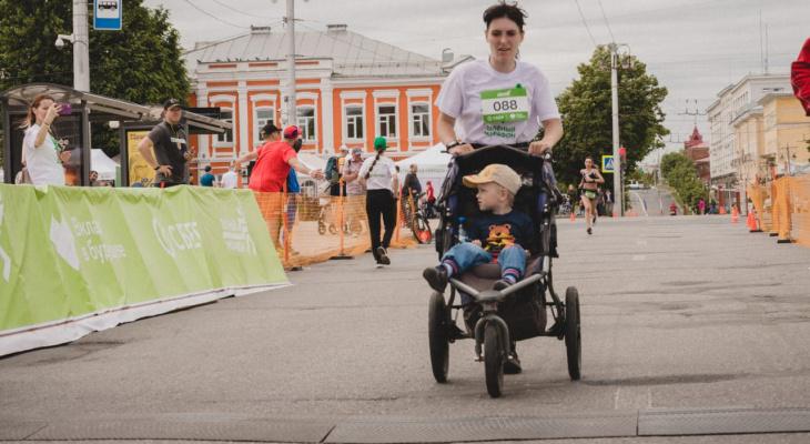 Зеленый марафон в лицах