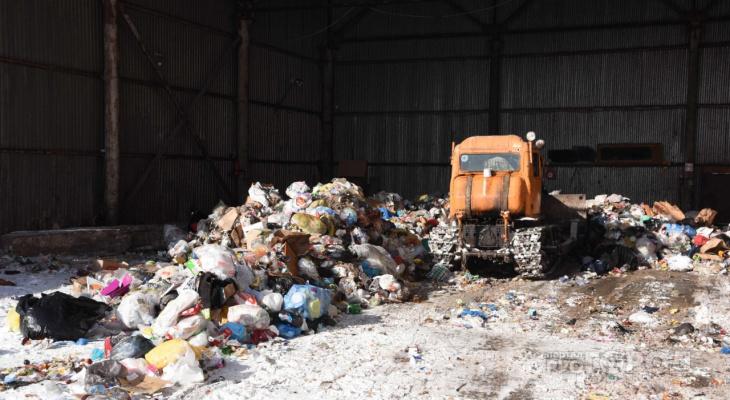 До конца года во Владимирской области построят 3 мусоросортировочных комплекса