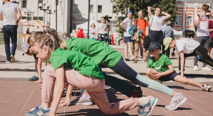 Зеленый Марафон 2021: Сбер и Аби поддержали развитие спорта во Владимире