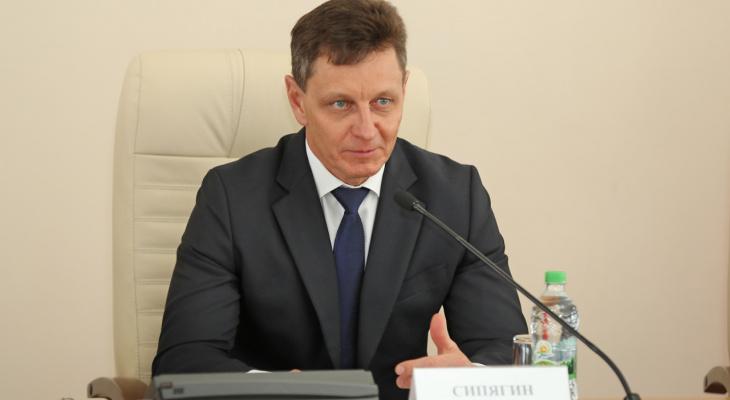 В СМИ продолжают обсуждать возможную отставку Сипягина ради кресла в Госдуме