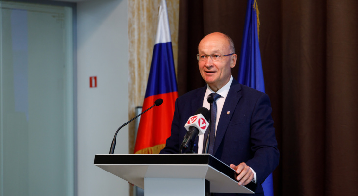 Во Владимире состоялась конференция регионального отделения «Единой России»