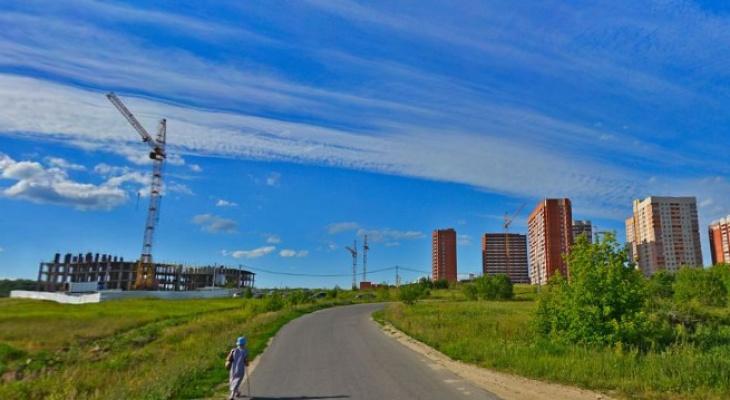Во Владимире запретили строить 5 высоток на Нижней Дуброве