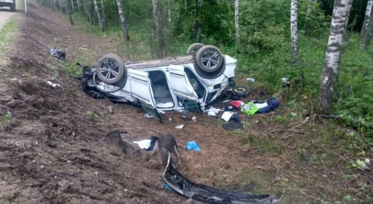Во Владимирской области 34 человека пострадали в ДТП за прошедшую неделю