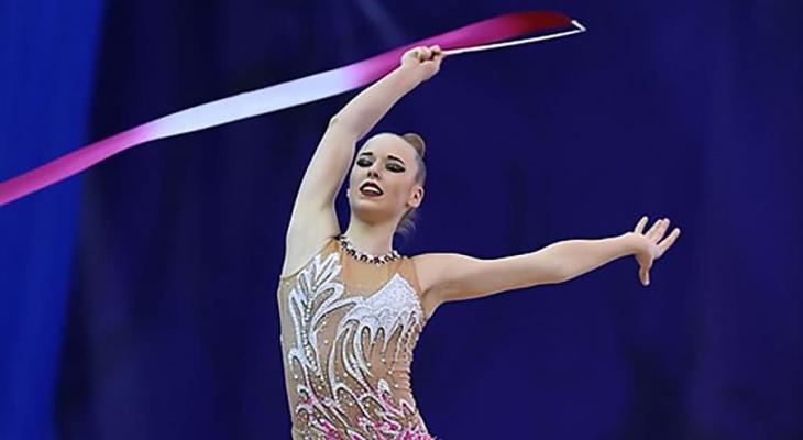 Владимирская гимнастка привезла золото с Чемпионата Европы