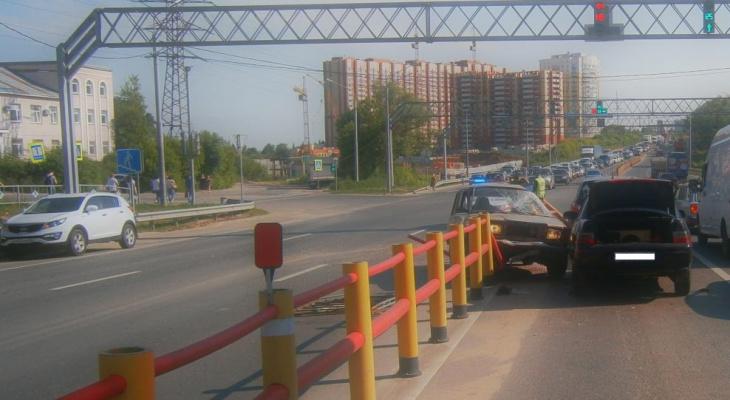 Во Владимирской области за сутки произошло 7 ДТП с пострадавшими