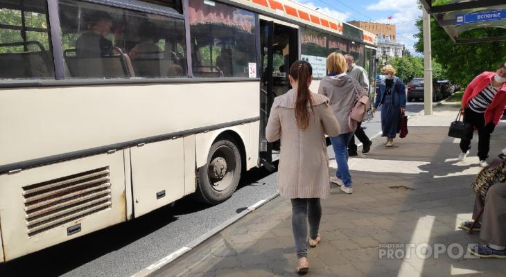 АДМ отказались почти от всех маршрутов: организованы временные маршруты