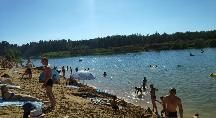 Во Владимире установилась аномальная жара. Надолго ли?