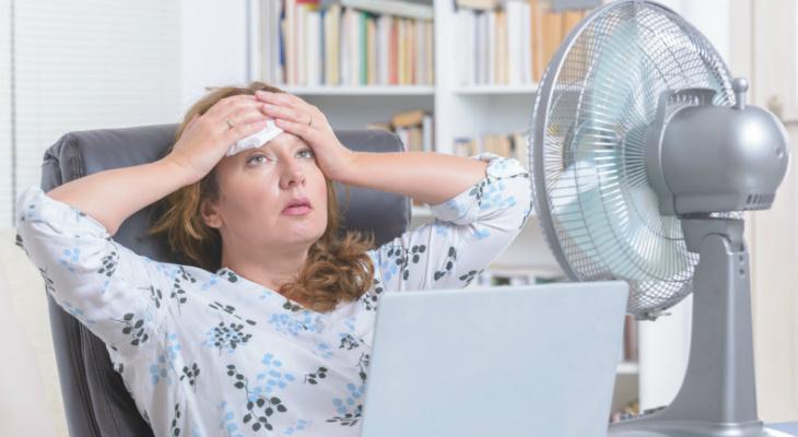 В Роспотребнадзоре призвали сокращать рабочий день в жару