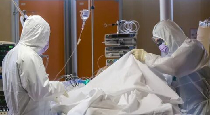 Во Владимирской области 6 человек  умерли от коронавируса за сутки