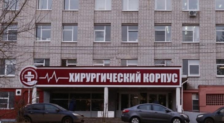В хирургии ОКБ во Владимире вновь будут принимать больных COVID