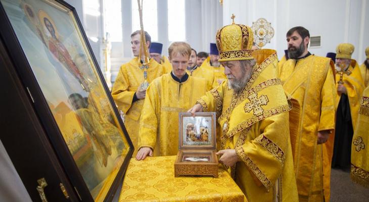 Завтра владимирцы будут встречать мощи Александра Невского