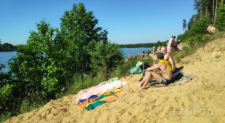 Все четыре владимирских пляжа прошли проверку Роспотребнадзора