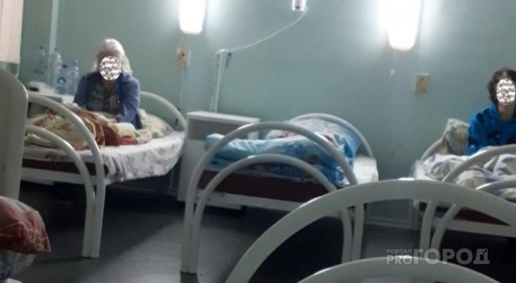 Во Владимирской области занято 92% коек для пациентов с COVID-19